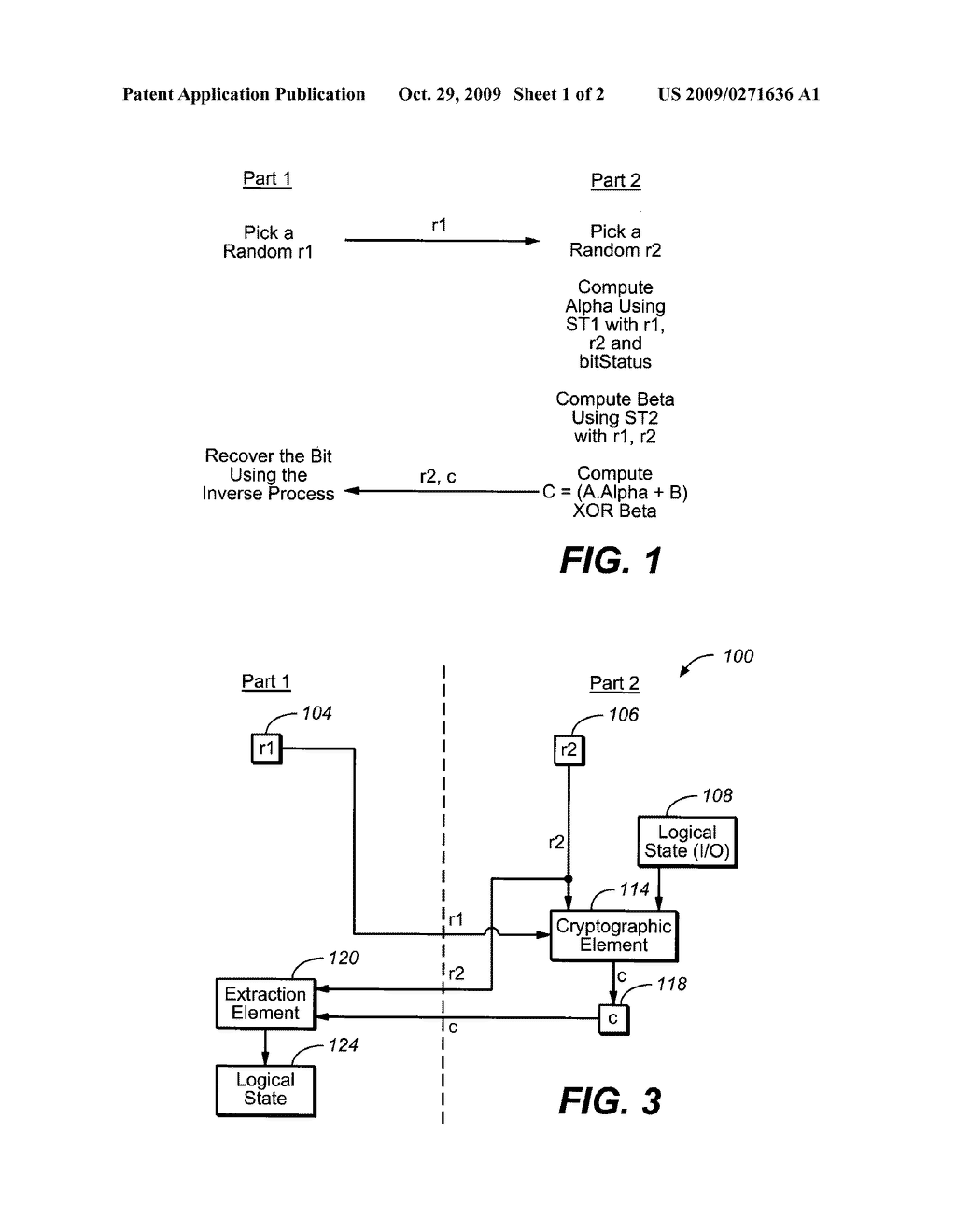 COMPUTER ENABLED SECURE STATUS RETURN - diagram, schematic, and image 02