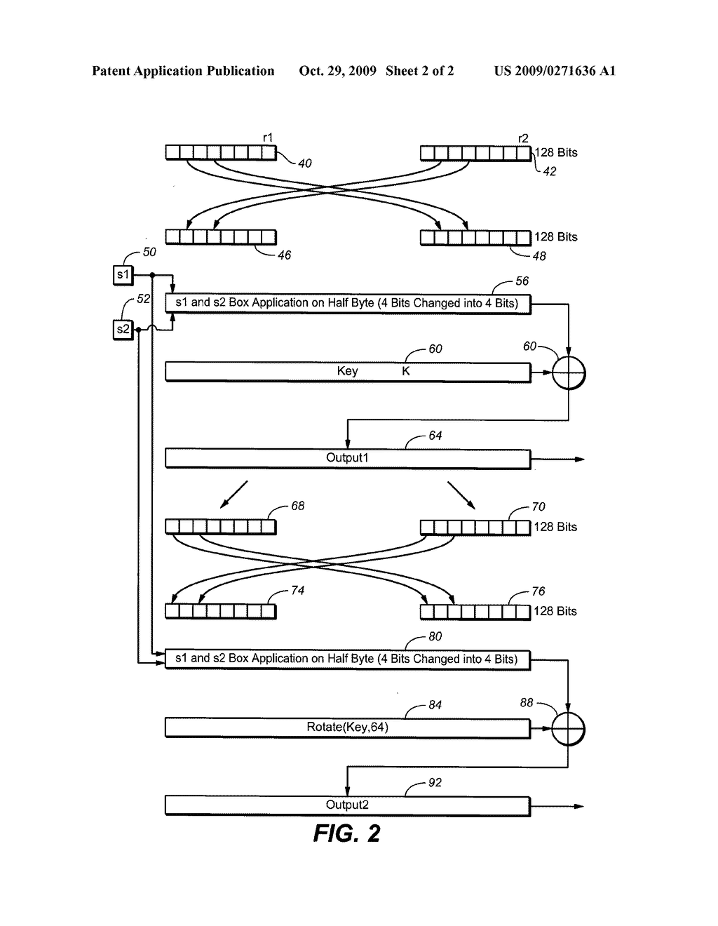 COMPUTER ENABLED SECURE STATUS RETURN - diagram, schematic, and image 03