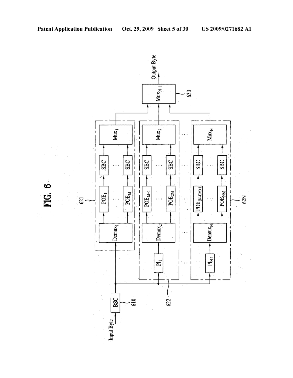 RECEIVING/TRANSMITTING SYSTEM AND DATA PROCESSING METHOD IN THE RECEIVING/TRANSMITTING SYSTEM - diagram, schematic, and image 06