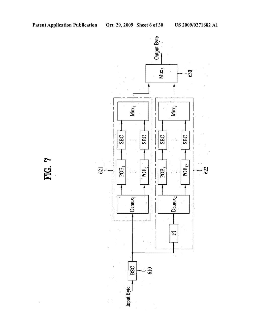 RECEIVING/TRANSMITTING SYSTEM AND DATA PROCESSING METHOD IN THE RECEIVING/TRANSMITTING SYSTEM - diagram, schematic, and image 07