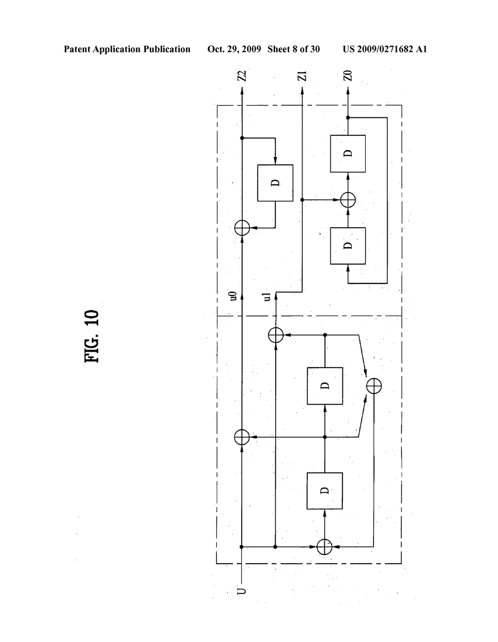 RECEIVING/TRANSMITTING SYSTEM AND DATA PROCESSING METHOD IN THE RECEIVING/TRANSMITTING SYSTEM - diagram, schematic, and image 09