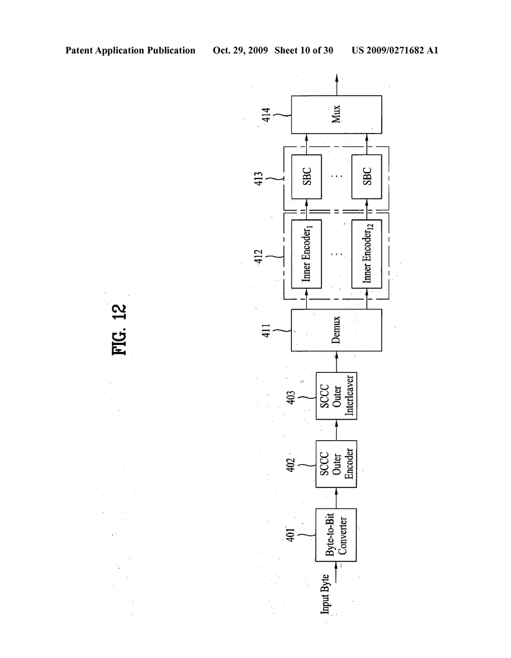 RECEIVING/TRANSMITTING SYSTEM AND DATA PROCESSING METHOD IN THE RECEIVING/TRANSMITTING SYSTEM - diagram, schematic, and image 11