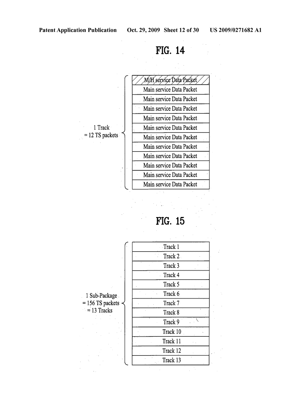 RECEIVING/TRANSMITTING SYSTEM AND DATA PROCESSING METHOD IN THE RECEIVING/TRANSMITTING SYSTEM - diagram, schematic, and image 13