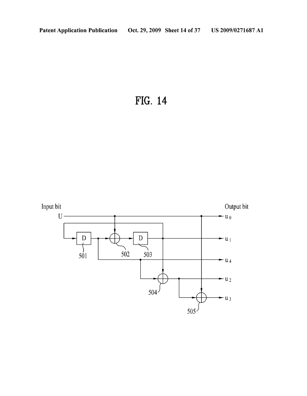 TRANSMITTING/RECEIVING SYSTEM AND METHOD OF PROCESSING DATA IN THE TRANSMITTING/RECEIVING SYSTEM - diagram, schematic, and image 15