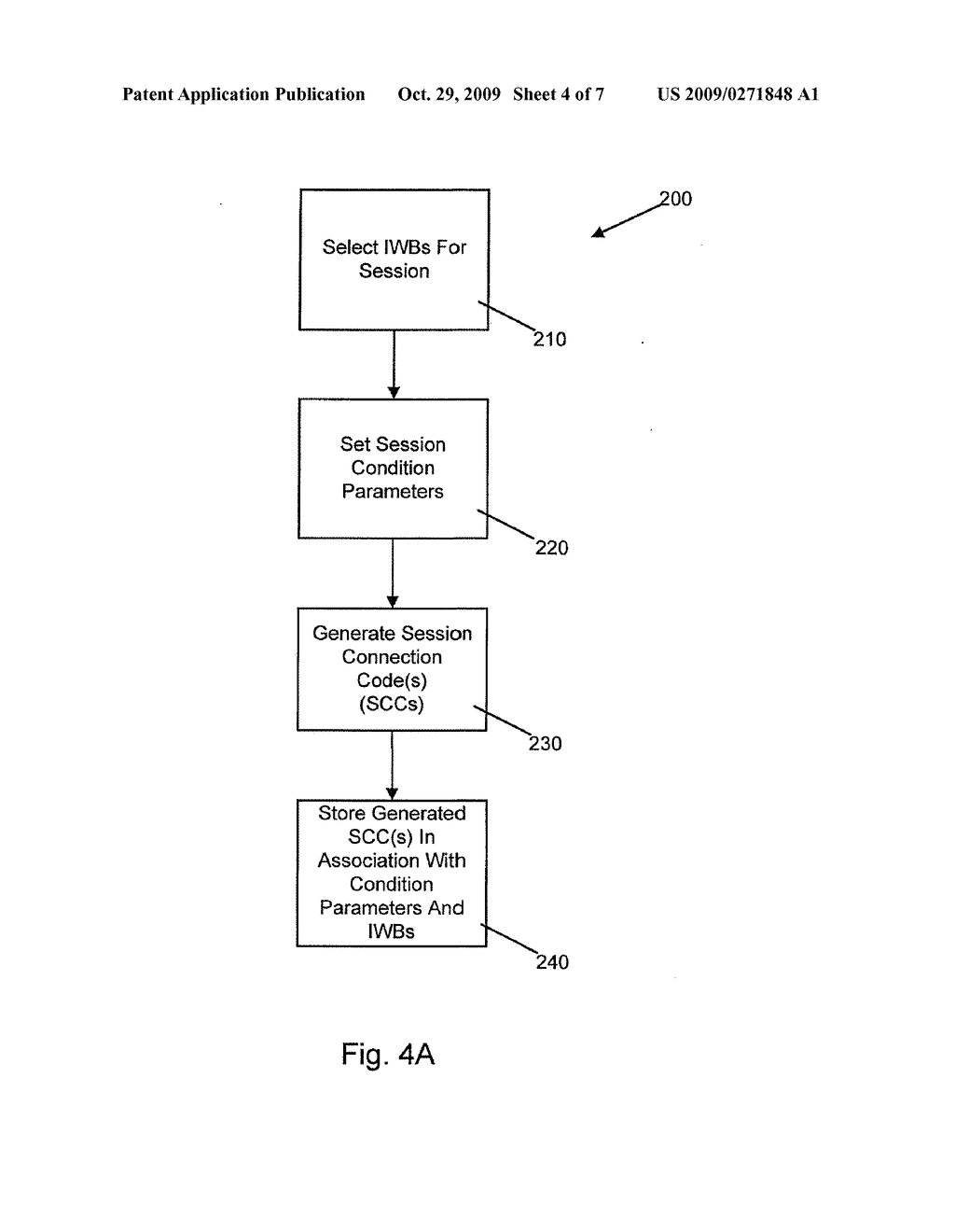 METHOD AND SYSTEM FOR COORDINATING DATA SHARING IN A NETWORK WITH AT LEAST ONE PHYSICAL DISPLAY DEVICE - diagram, schematic, and image 05