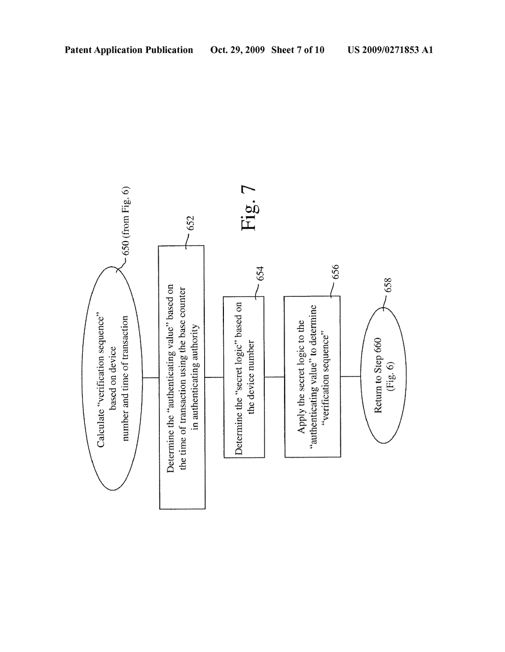 SYSTEMS AND METHODS FOR TIME VARIABLE FINANCIAL AUTHENTICATION - diagram, schematic, and image 08