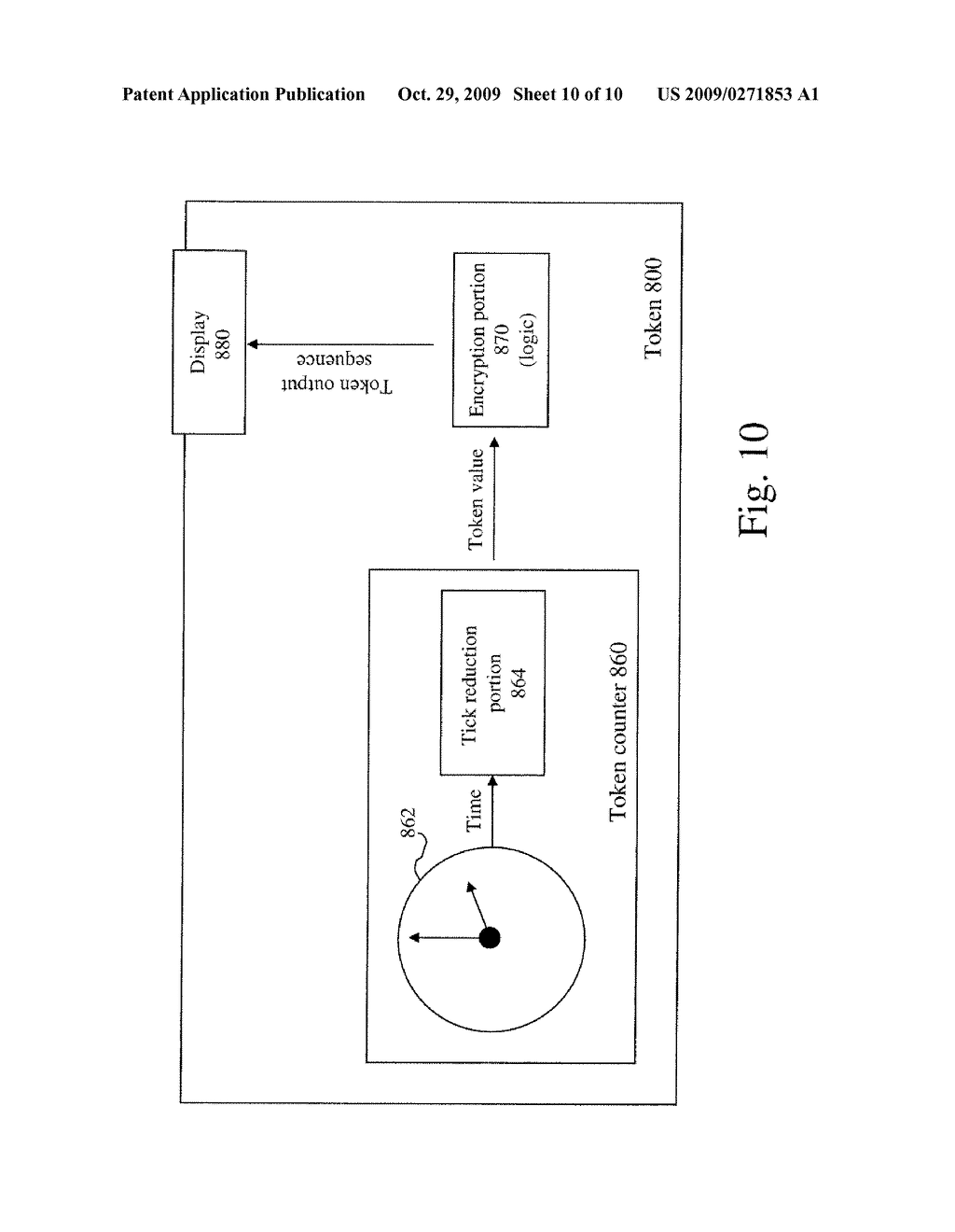 SYSTEMS AND METHODS FOR TIME VARIABLE FINANCIAL AUTHENTICATION - diagram, schematic, and image 11