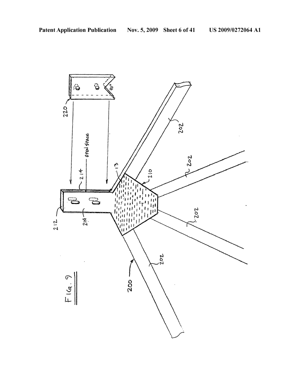 truss gusset plate and anchor safety system - diagram, schematic, and image  07