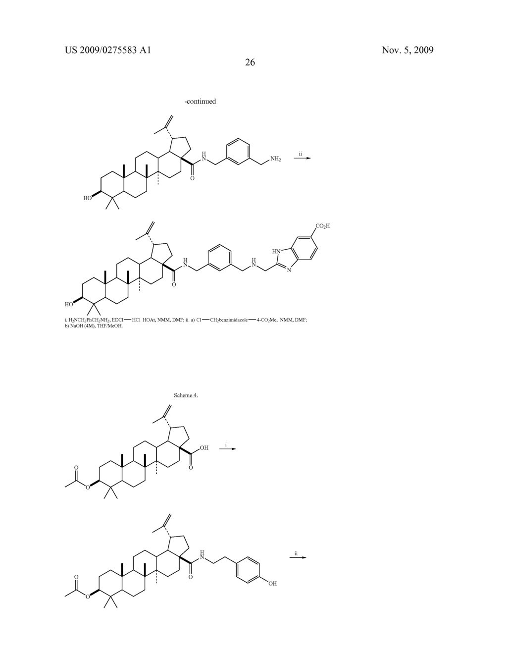 ANTIVIRAL COMPOUNDS AND USE THEREOF - diagram, schematic, and image 27