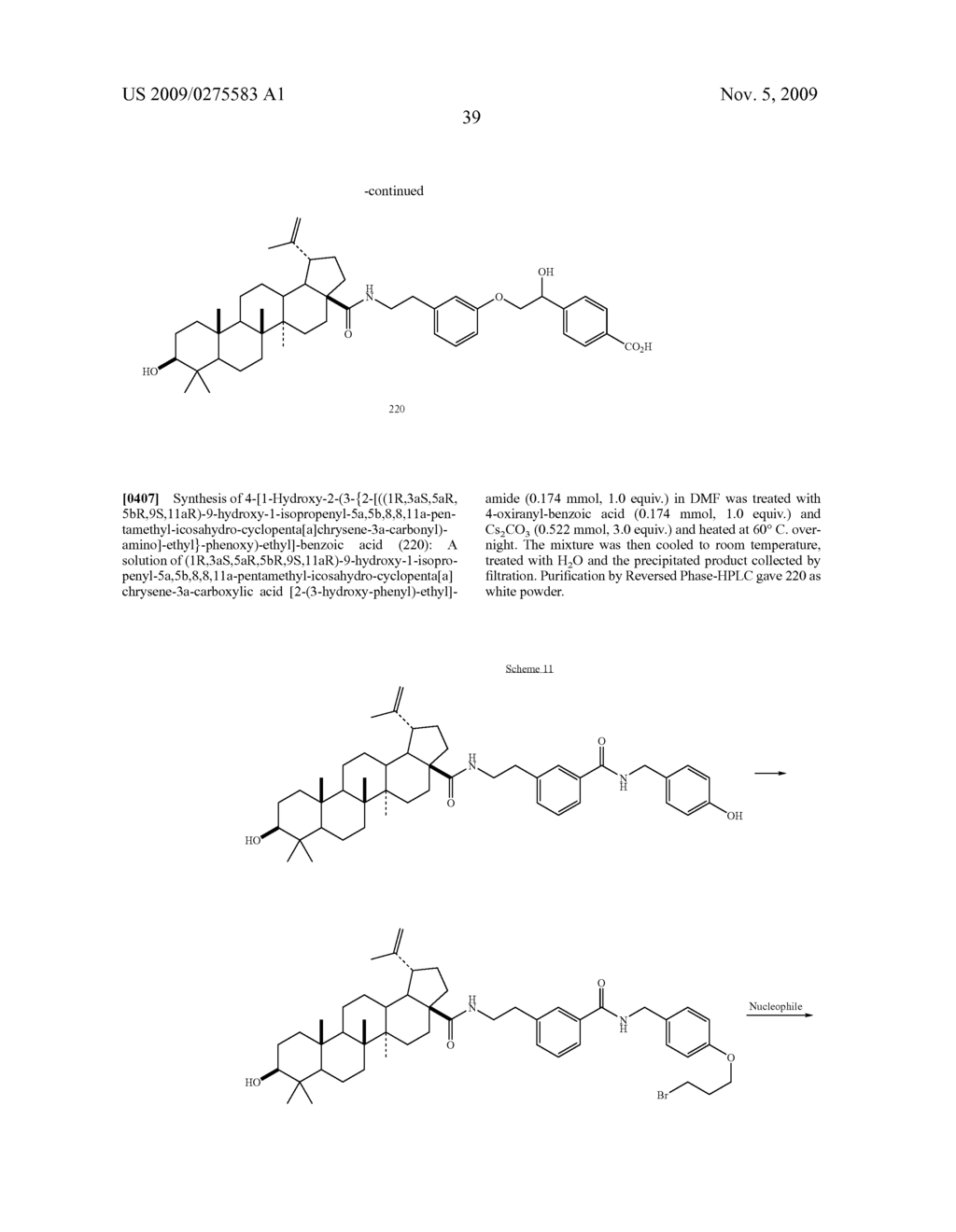ANTIVIRAL COMPOUNDS AND USE THEREOF - diagram, schematic, and image 40