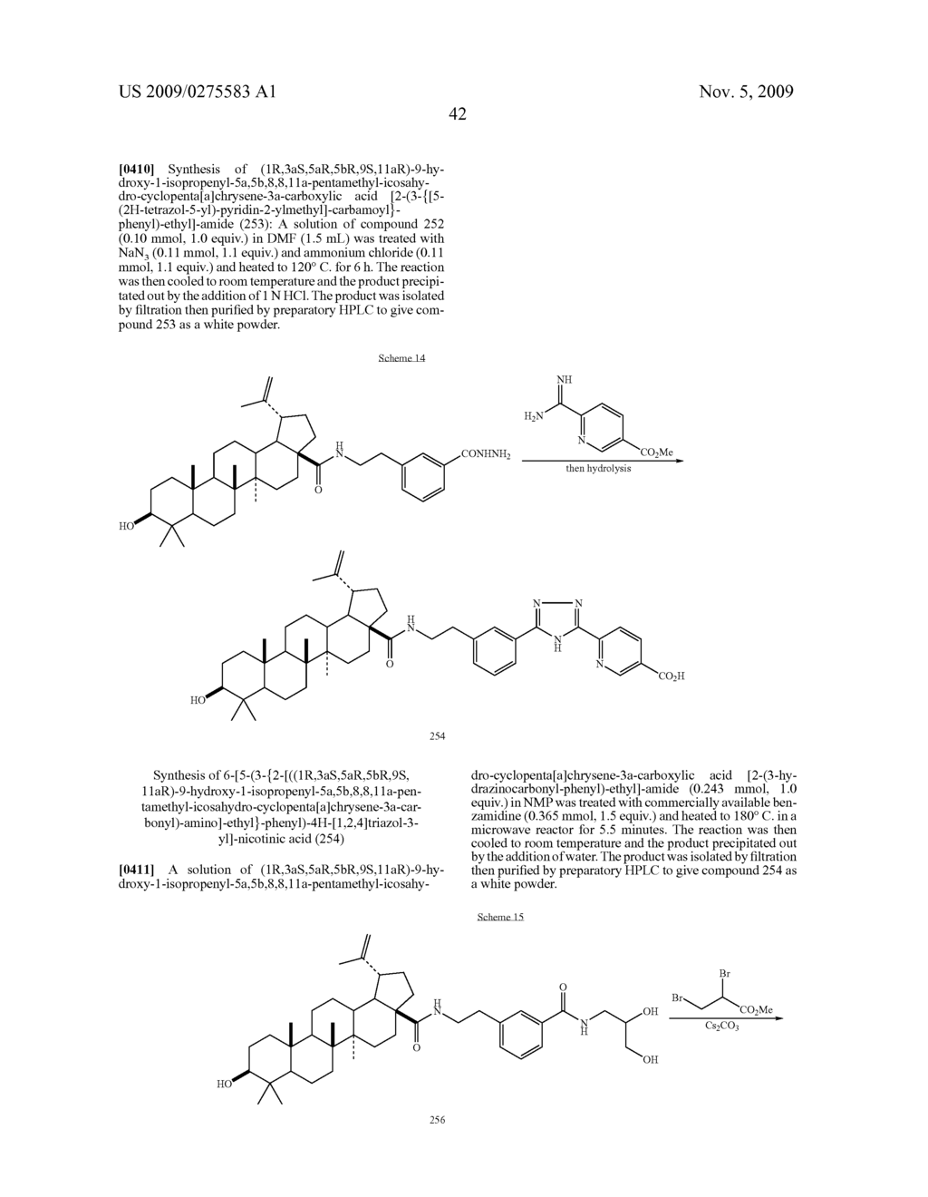 ANTIVIRAL COMPOUNDS AND USE THEREOF - diagram, schematic, and image 43