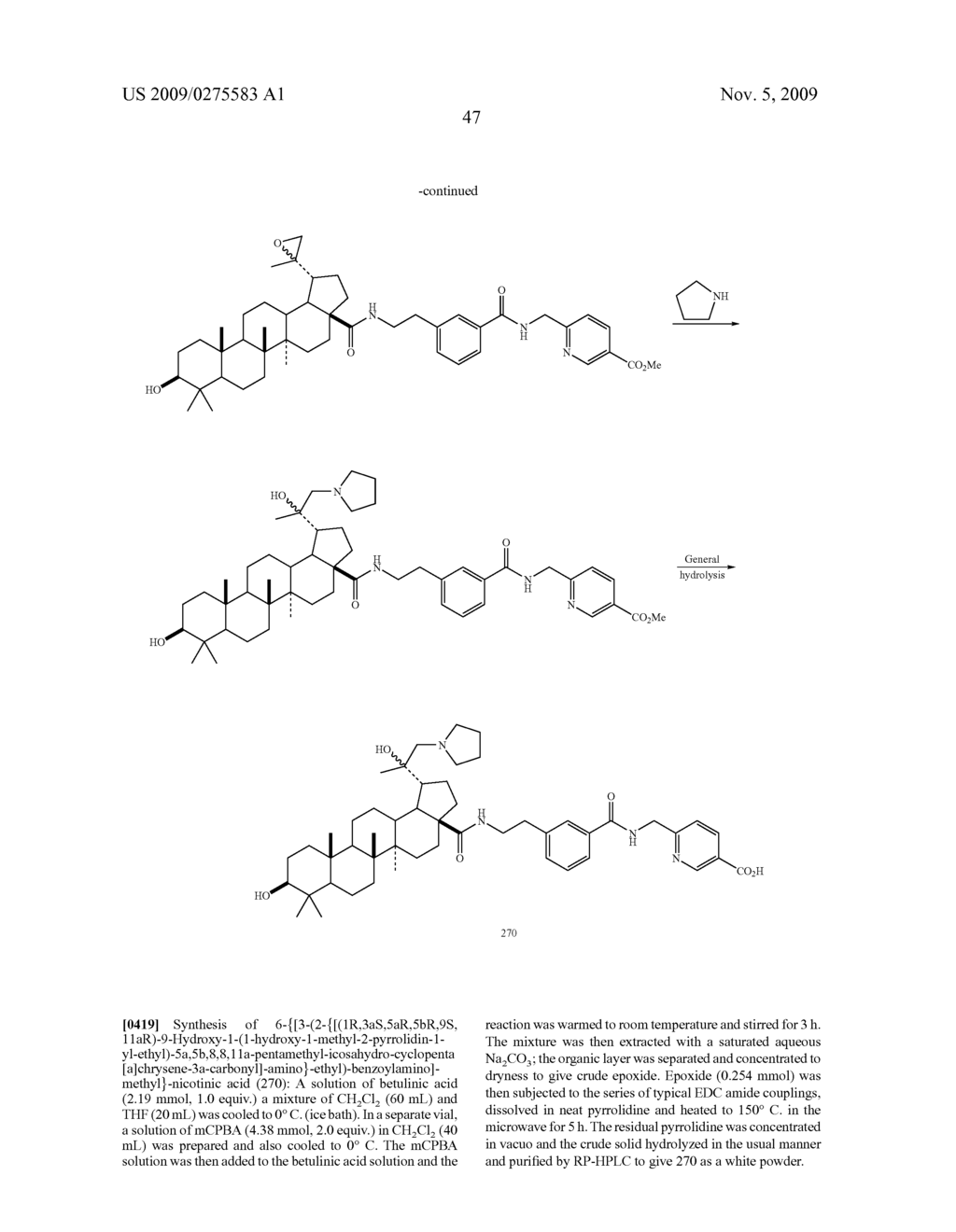 ANTIVIRAL COMPOUNDS AND USE THEREOF - diagram, schematic, and image 48