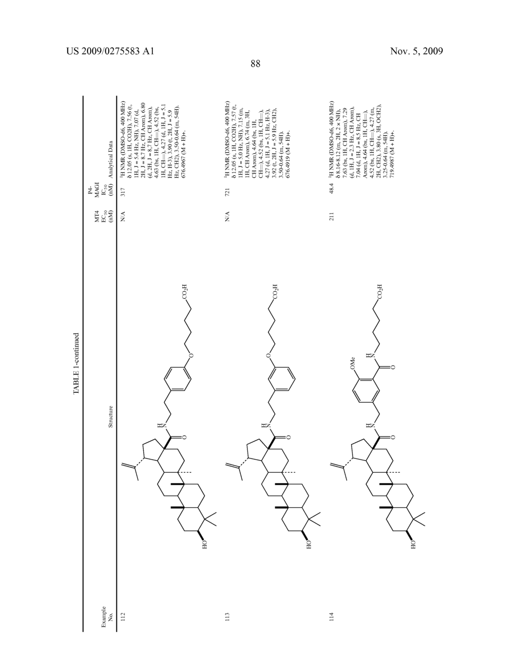 ANTIVIRAL COMPOUNDS AND USE THEREOF - diagram, schematic, and image 89