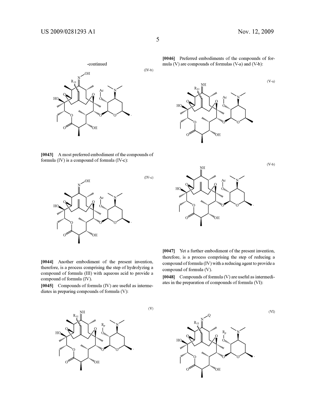 PROCESSES FOR THE PREPARATION OF 2 FLUORO 6-11 BICYCLIC ERYTHROMYCIN DERIVATIVES - diagram, schematic, and image 06