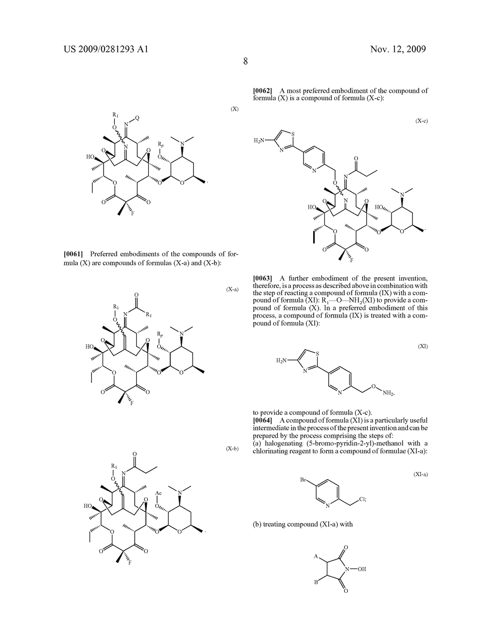 PROCESSES FOR THE PREPARATION OF 2 FLUORO 6-11 BICYCLIC ERYTHROMYCIN DERIVATIVES - diagram, schematic, and image 09