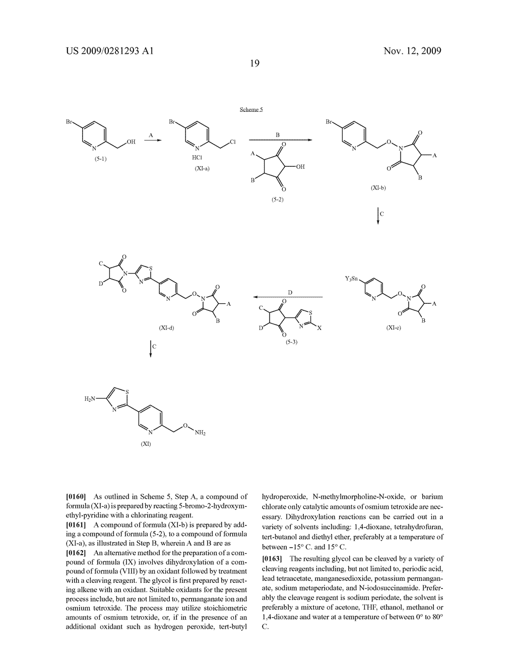 PROCESSES FOR THE PREPARATION OF 2 FLUORO 6-11 BICYCLIC ERYTHROMYCIN DERIVATIVES - diagram, schematic, and image 20