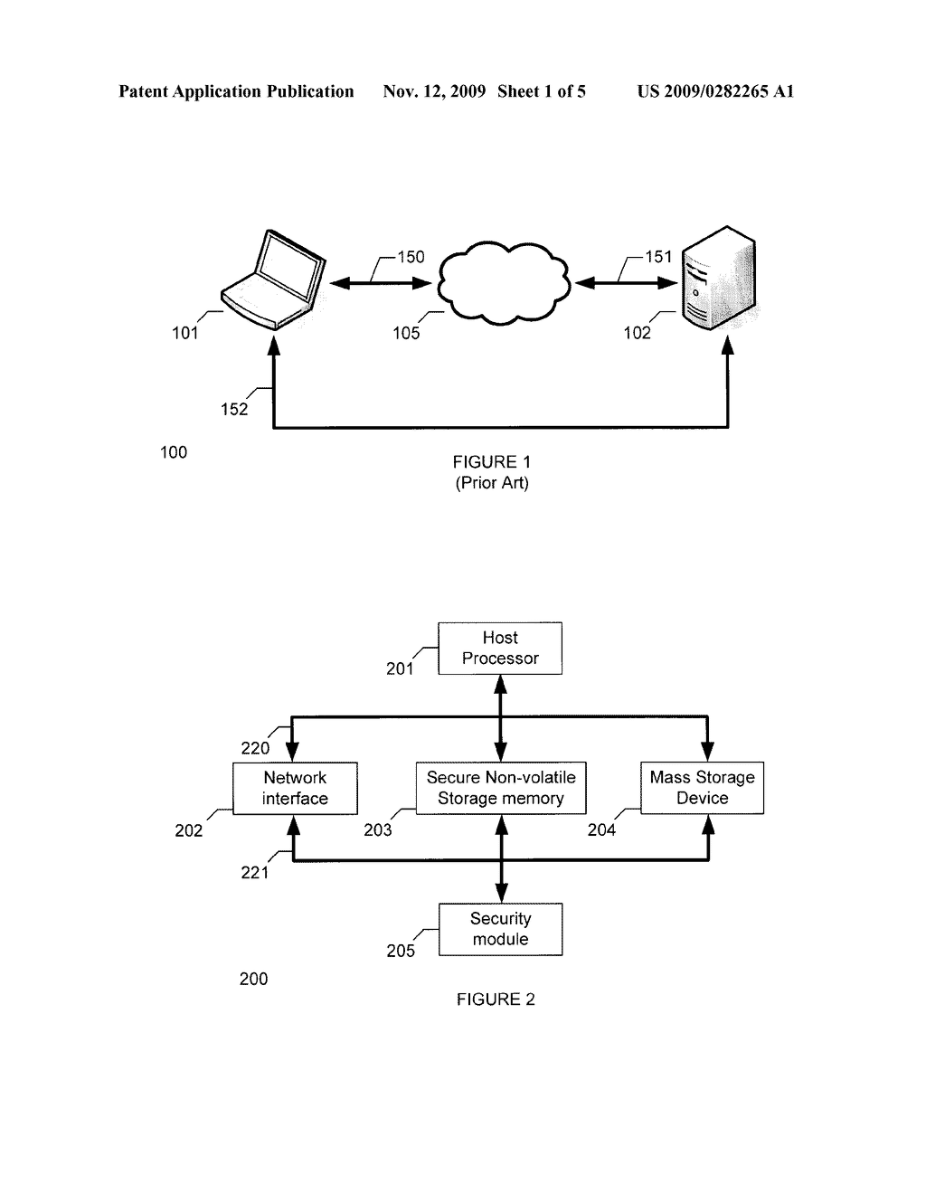 METHOD AND APPARATUS FOR PREVENTING ACCESS TO ENCRYPTED DATA IN A NODE - diagram, schematic, and image 02