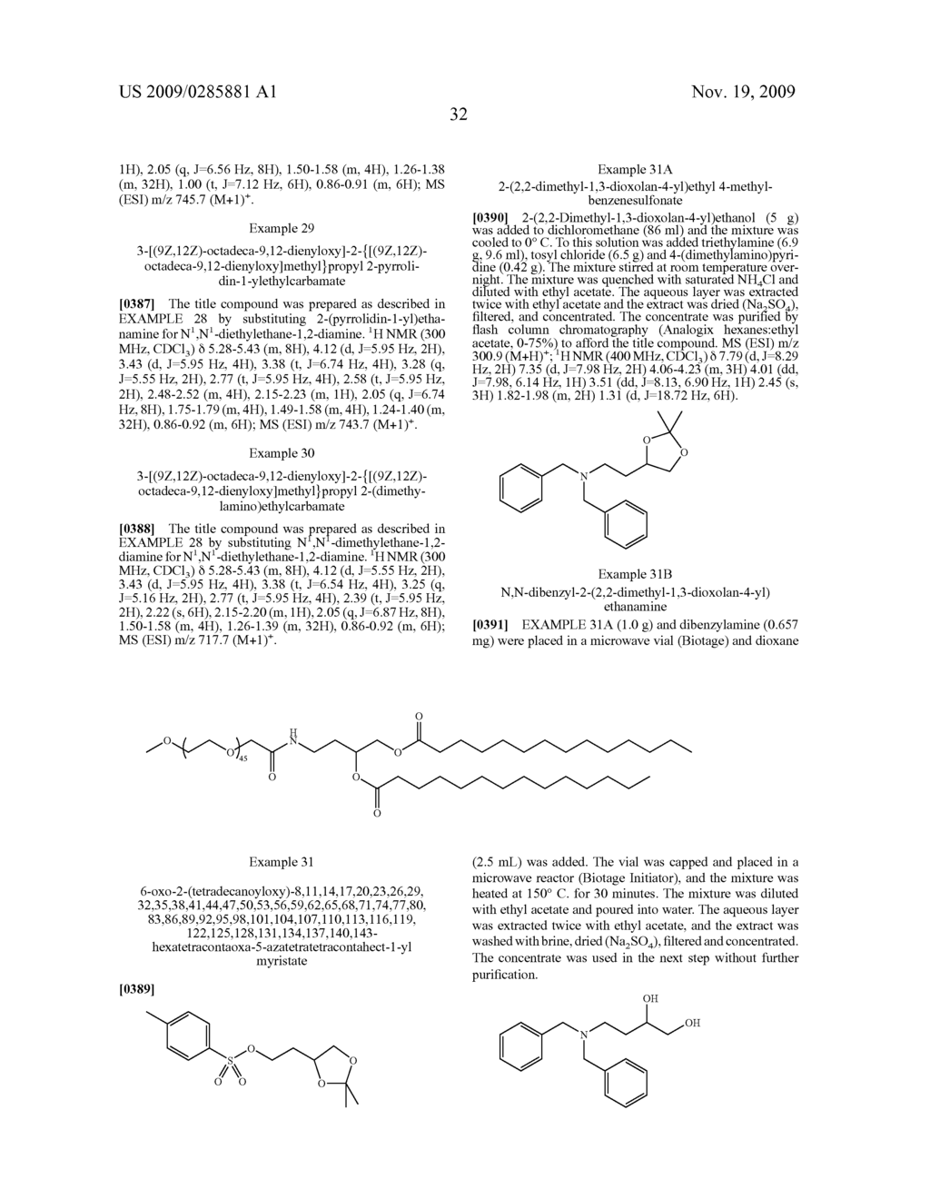 CATIONIC LIPIDS AND USES THEREOF - diagram, schematic, and image 40