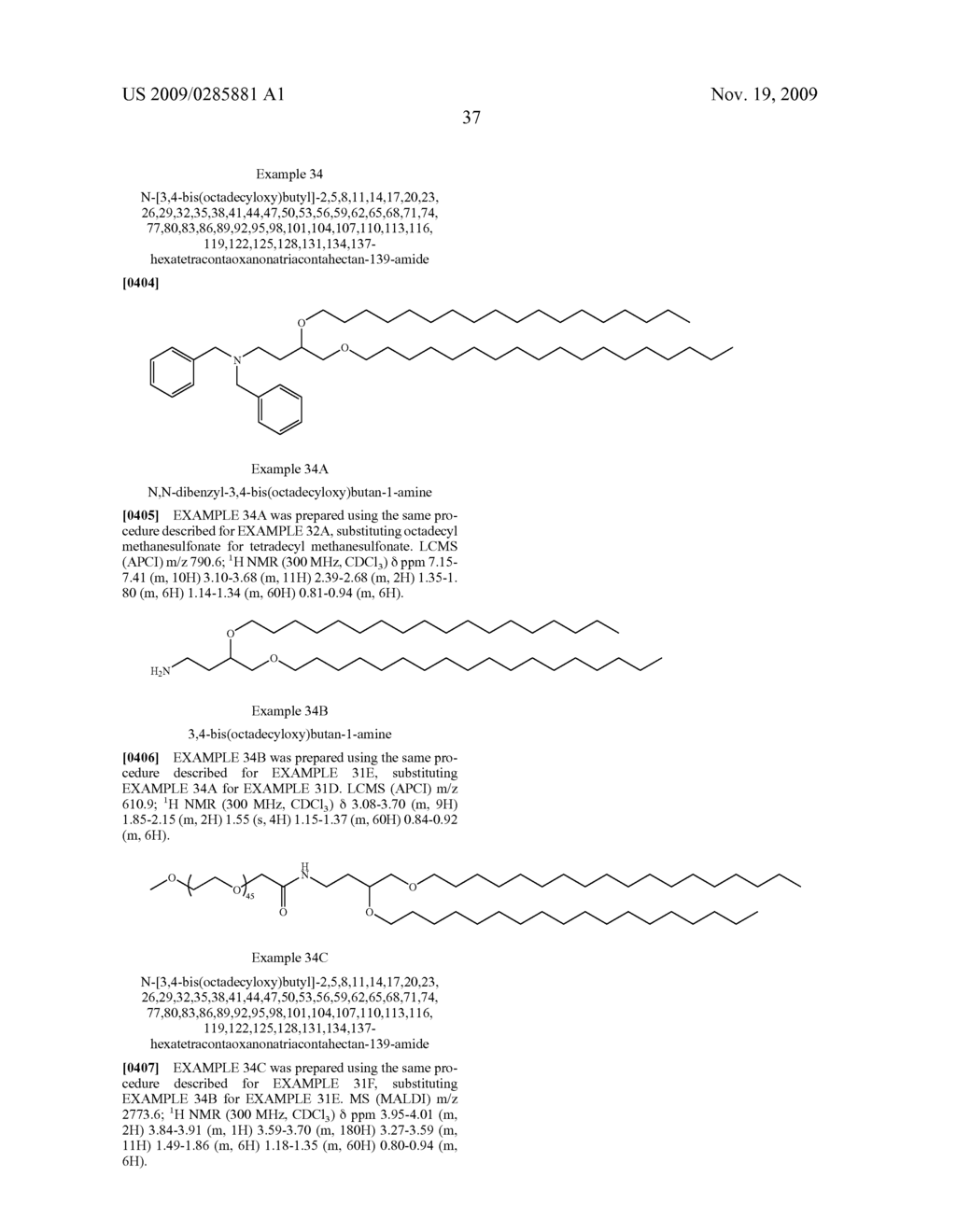 CATIONIC LIPIDS AND USES THEREOF - diagram, schematic, and image 45