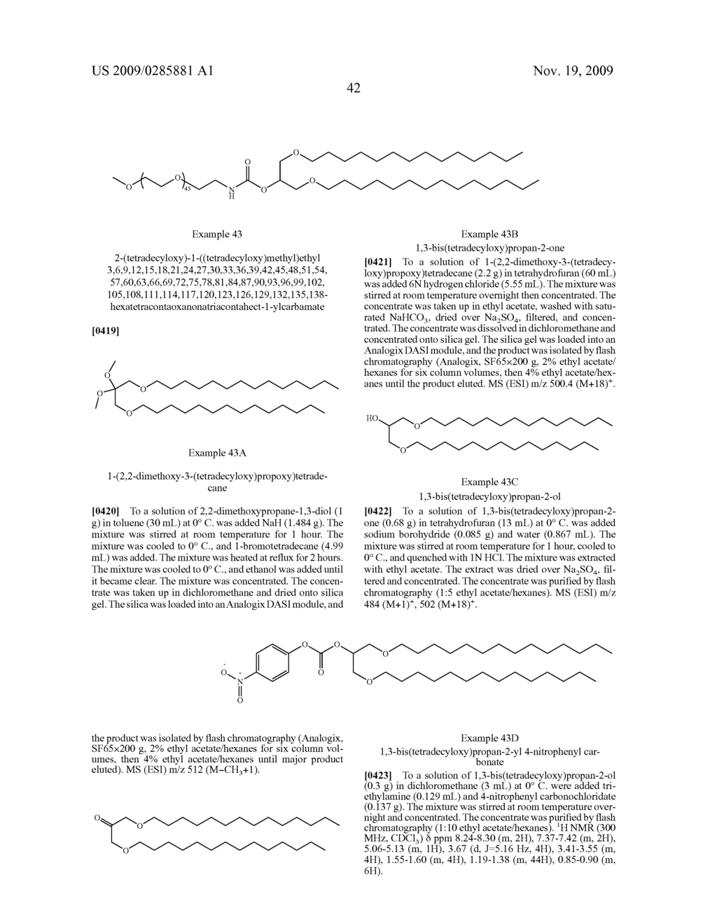 CATIONIC LIPIDS AND USES THEREOF - diagram, schematic, and image 50