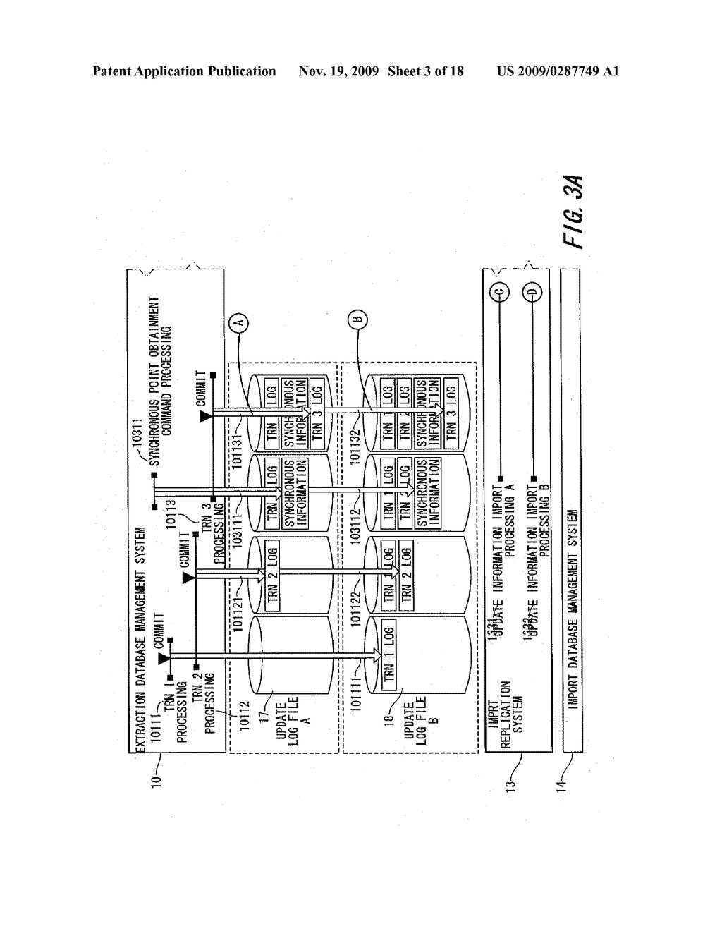 METHOD AND SYSTEM FOR DATA PROCESSING WITH DATA REPLICATION FOR THE SAME - diagram, schematic, and image 04