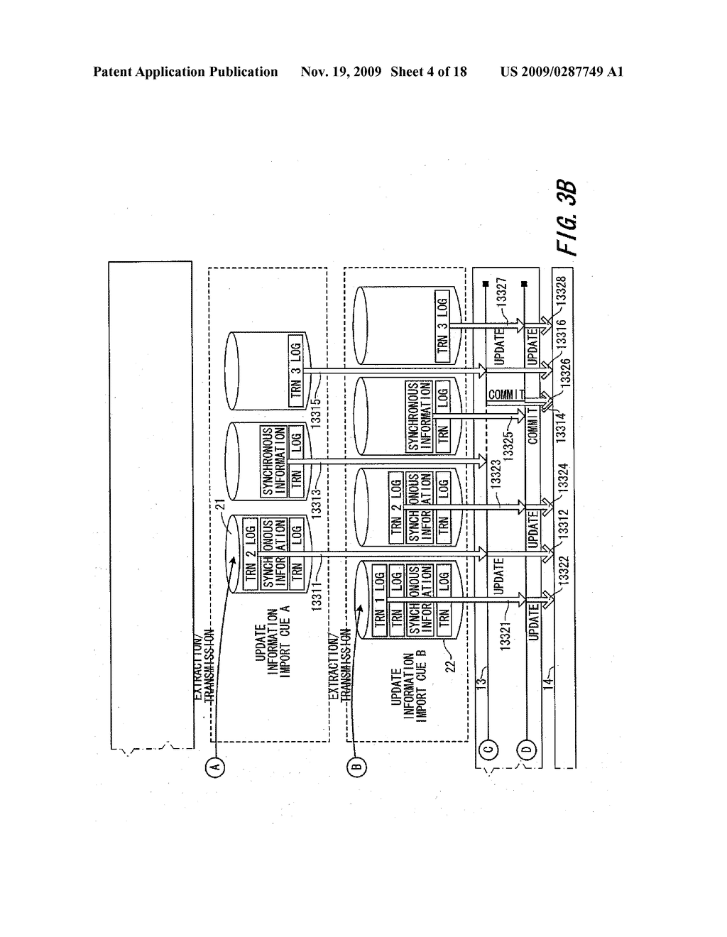 METHOD AND SYSTEM FOR DATA PROCESSING WITH DATA REPLICATION FOR THE SAME - diagram, schematic, and image 05
