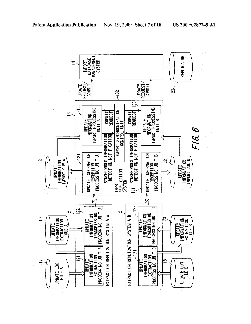 METHOD AND SYSTEM FOR DATA PROCESSING WITH DATA REPLICATION FOR THE SAME - diagram, schematic, and image 08
