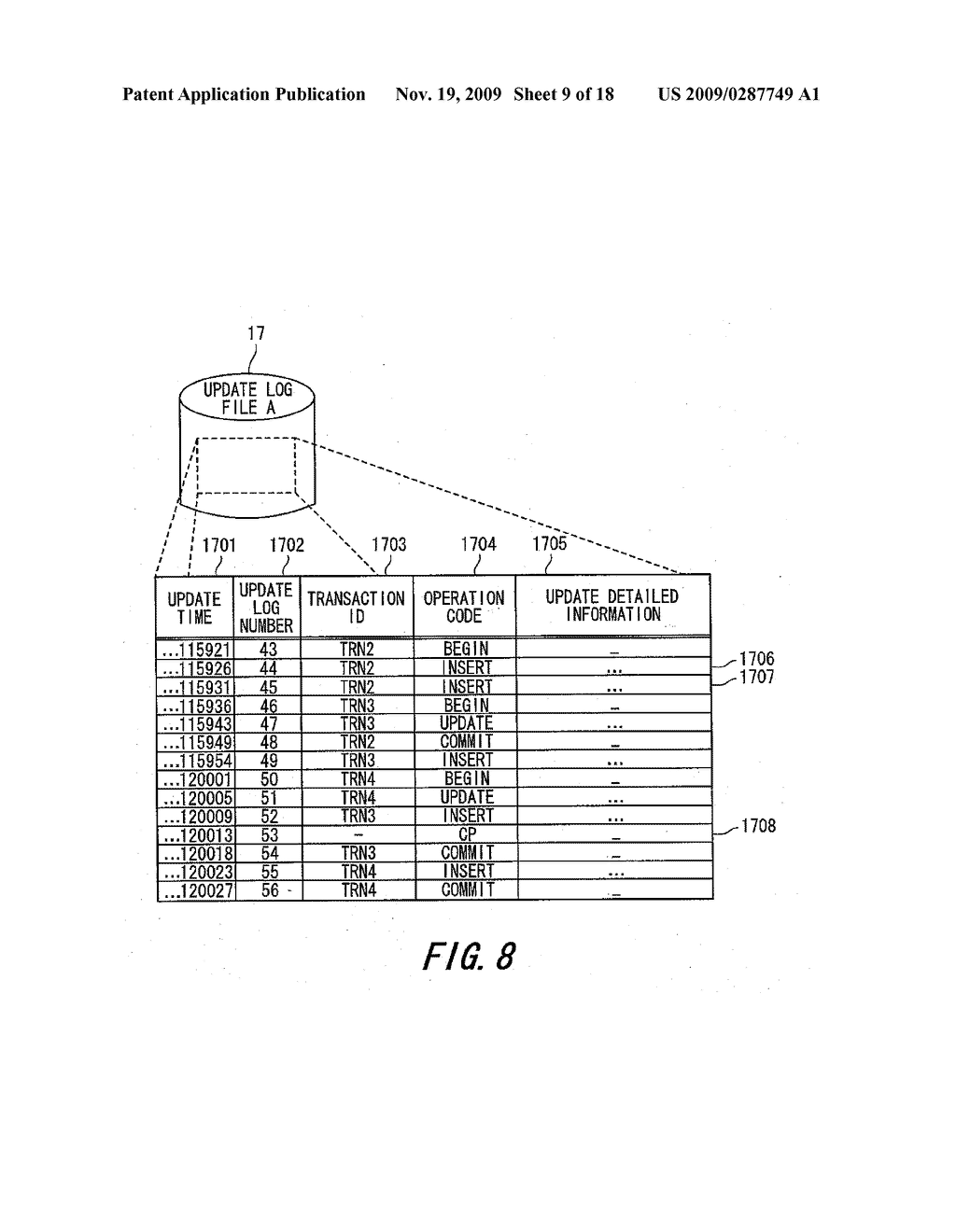 METHOD AND SYSTEM FOR DATA PROCESSING WITH DATA REPLICATION FOR THE SAME - diagram, schematic, and image 10
