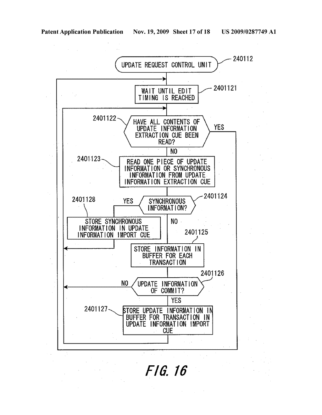 METHOD AND SYSTEM FOR DATA PROCESSING WITH DATA REPLICATION FOR THE SAME - diagram, schematic, and image 18