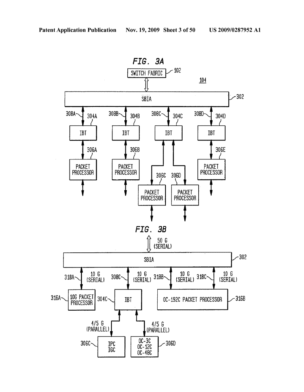 Backplane Interface Adapter with Error Control and Redundant Fabric - diagram, schematic, and image 04