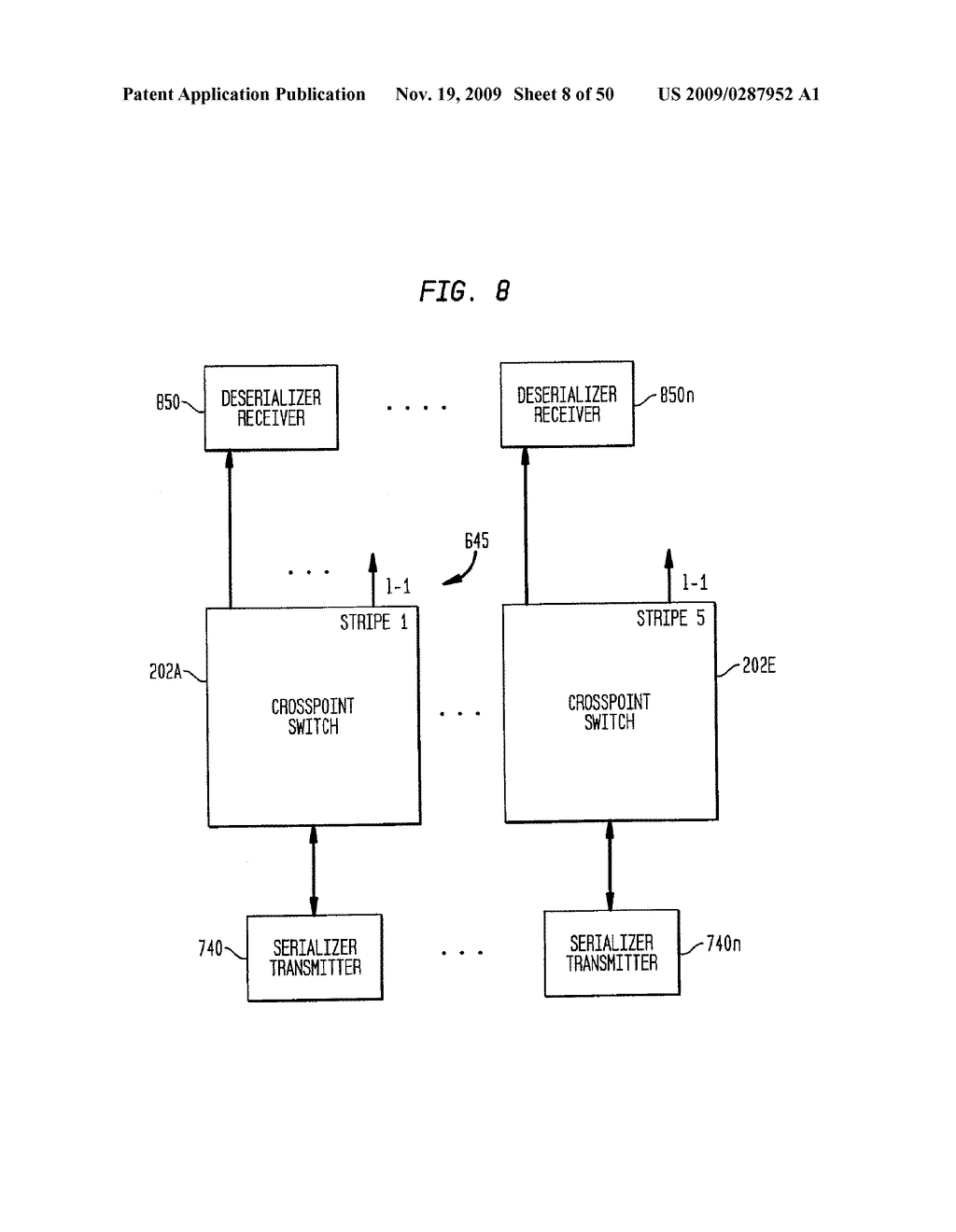 Backplane Interface Adapter with Error Control and Redundant Fabric - diagram, schematic, and image 09