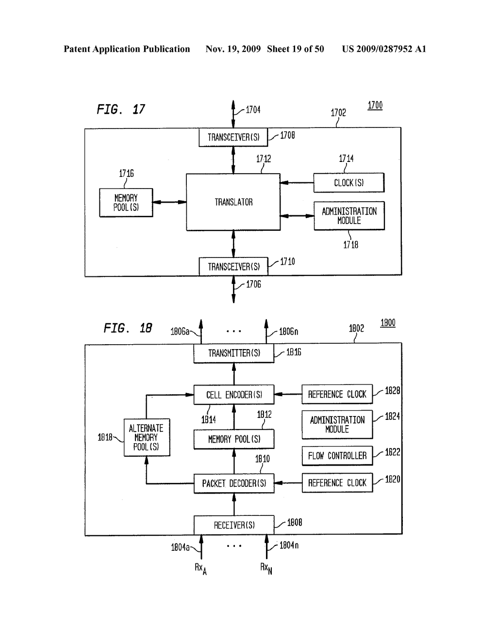 Backplane Interface Adapter with Error Control and Redundant Fabric - diagram, schematic, and image 20