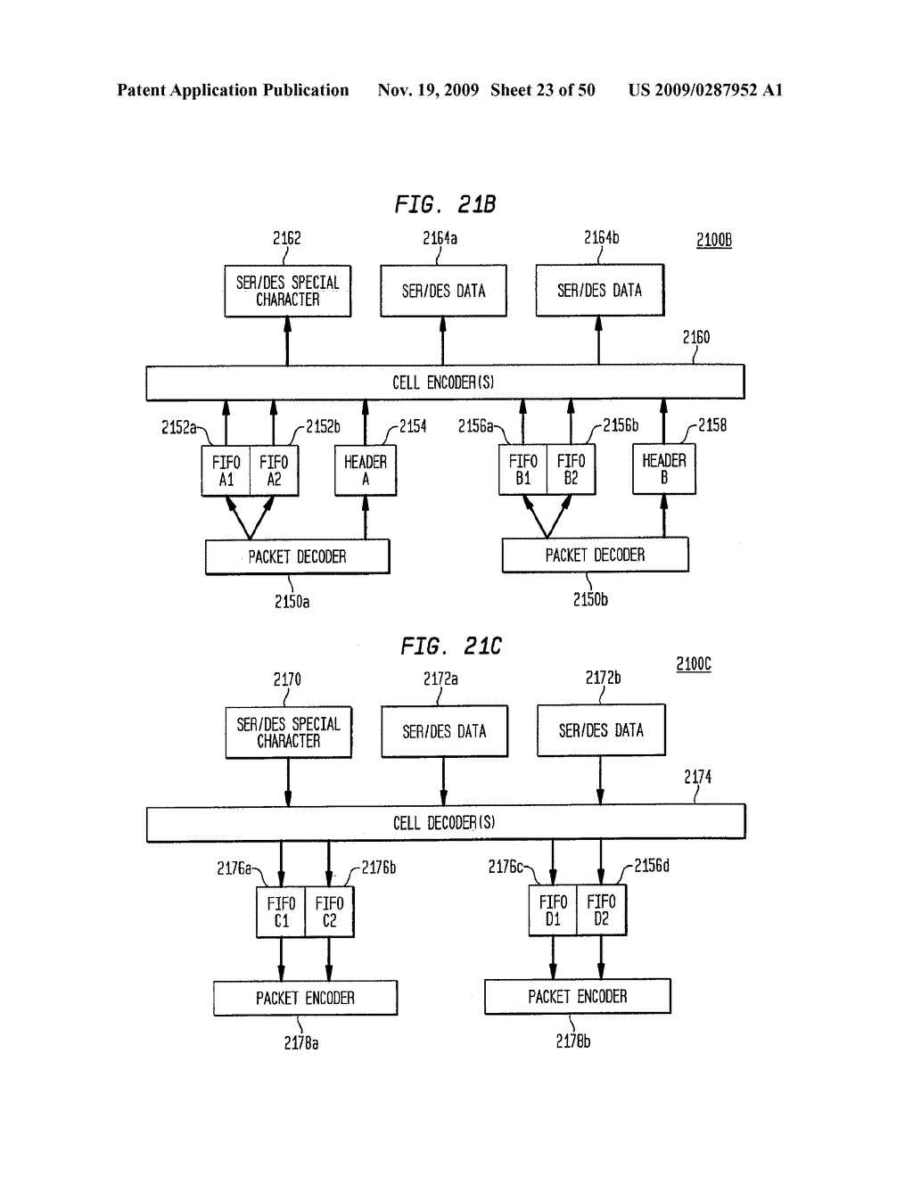 Backplane Interface Adapter with Error Control and Redundant Fabric - diagram, schematic, and image 24