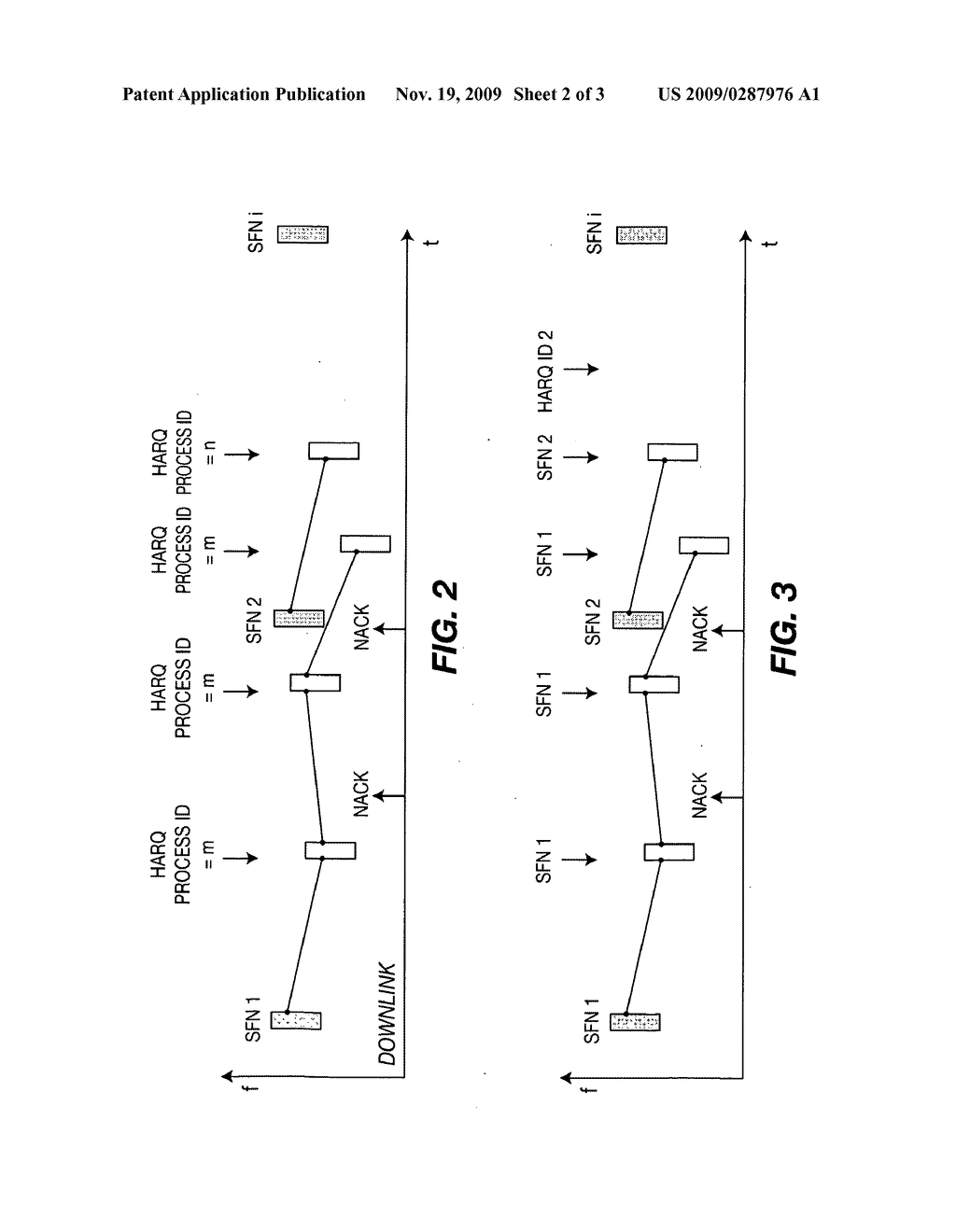 METHOD AND APPARATUS FOR EFFICIENTLY UTILIZING HARQ PROCESSES FOR SEMI-PERSISTENT AND DYNAMIC DATA TRANSMISSIONS - diagram, schematic, and image 03