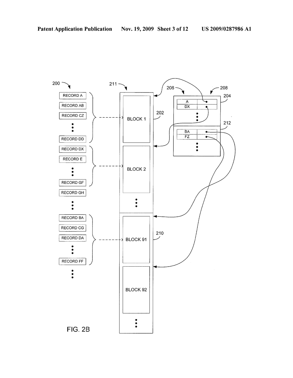 MANAGING STORAGE OF INDIVIDUALLY ACCESSIBLE DATA UNITS - diagram, schematic, and image 04