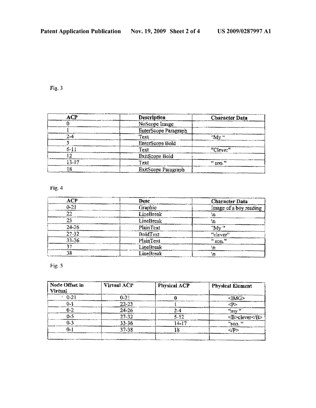 System and Method for the On Screen Synchronization of Selection in Virtual Document - diagram, schematic, and image 03