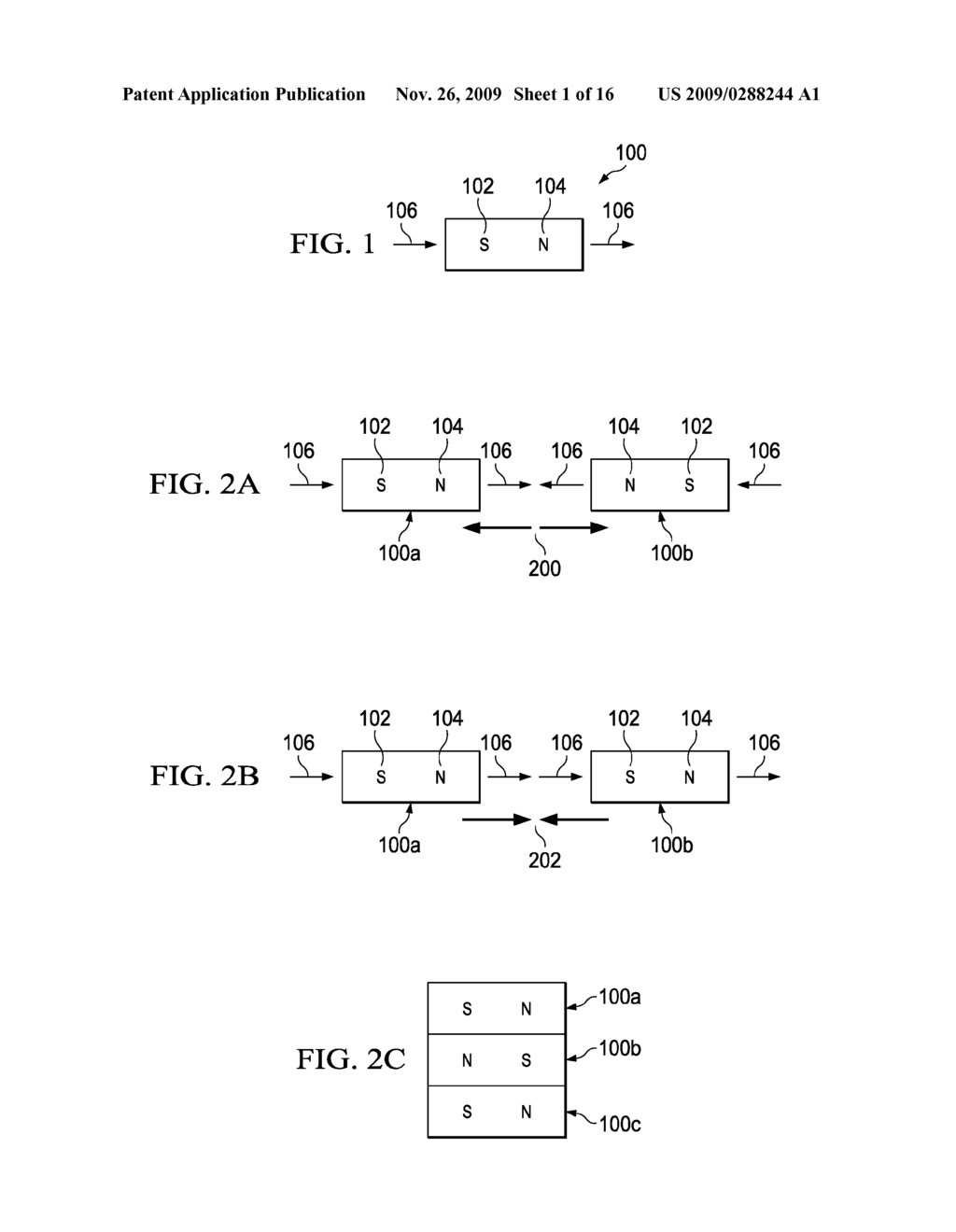 Correlated Magnetic Suit and Method for Using the Correlated Magnetic Suit - diagram, schematic, and image 02