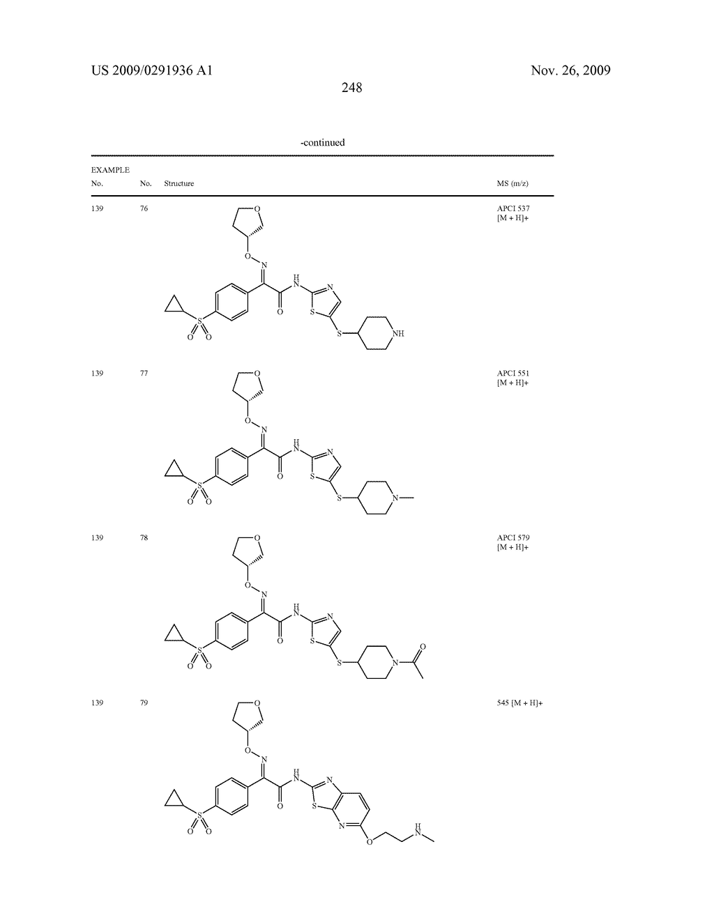 OXIME DERIVATIVE AND PREPARATIONS THEREOF - diagram, schematic, and image 249