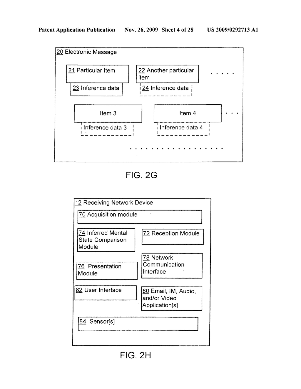 Acquisition and particular association of data indicative of an inferred mental state of an authoring user - diagram, schematic, and image 05