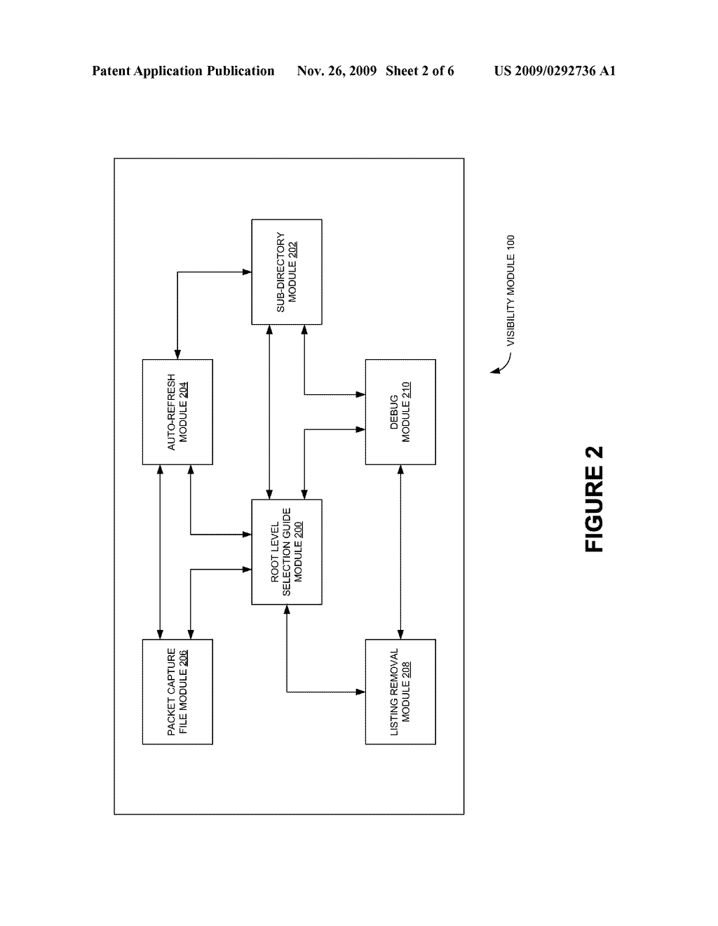 ON DEMAND NETWORK ACTIVITY REPORTING THROUGH A DYNAMIC FILE SYSTEM AND METHOD - diagram, schematic, and image 03