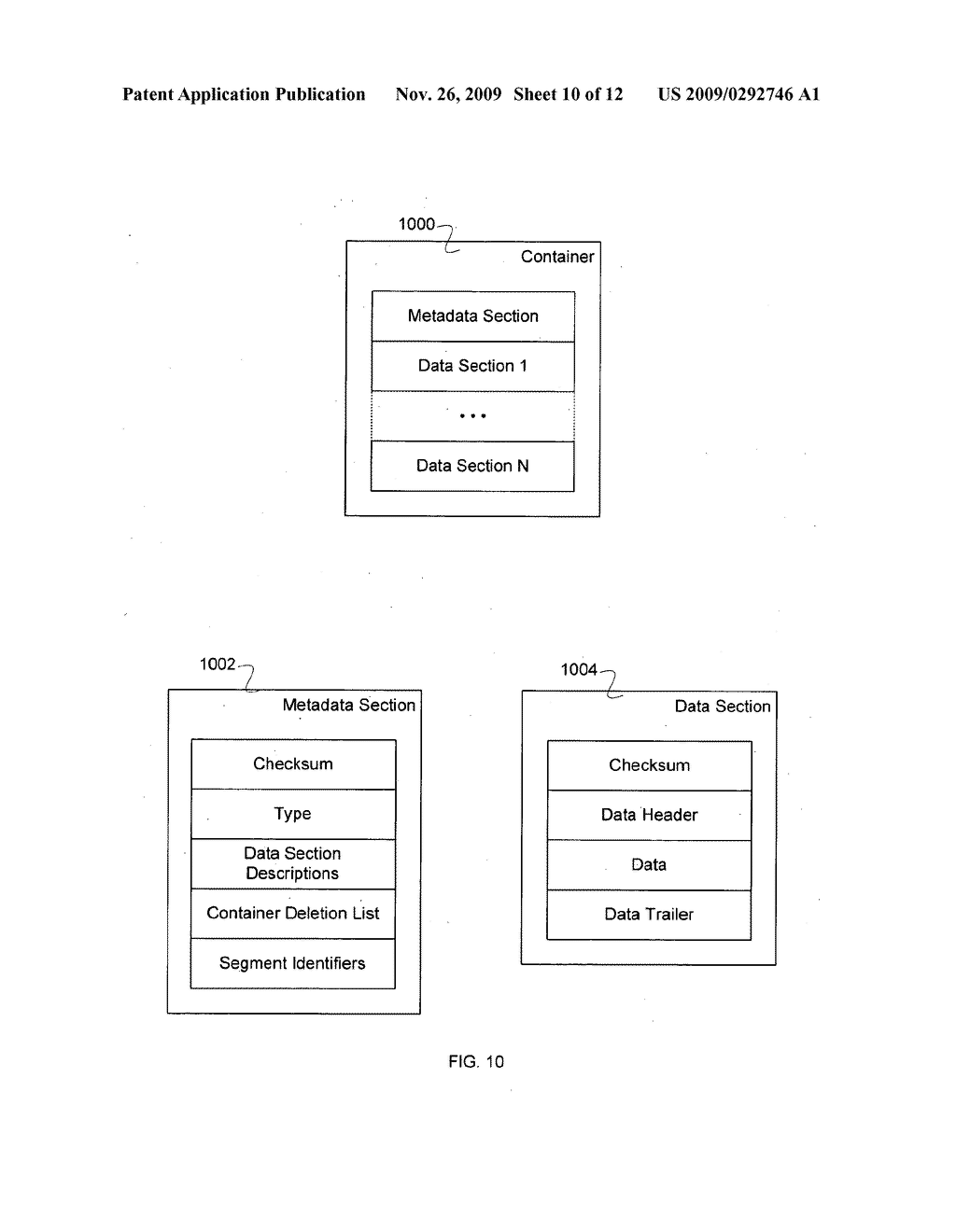 Replication of deduplicated storage system - diagram, schematic, and image 11