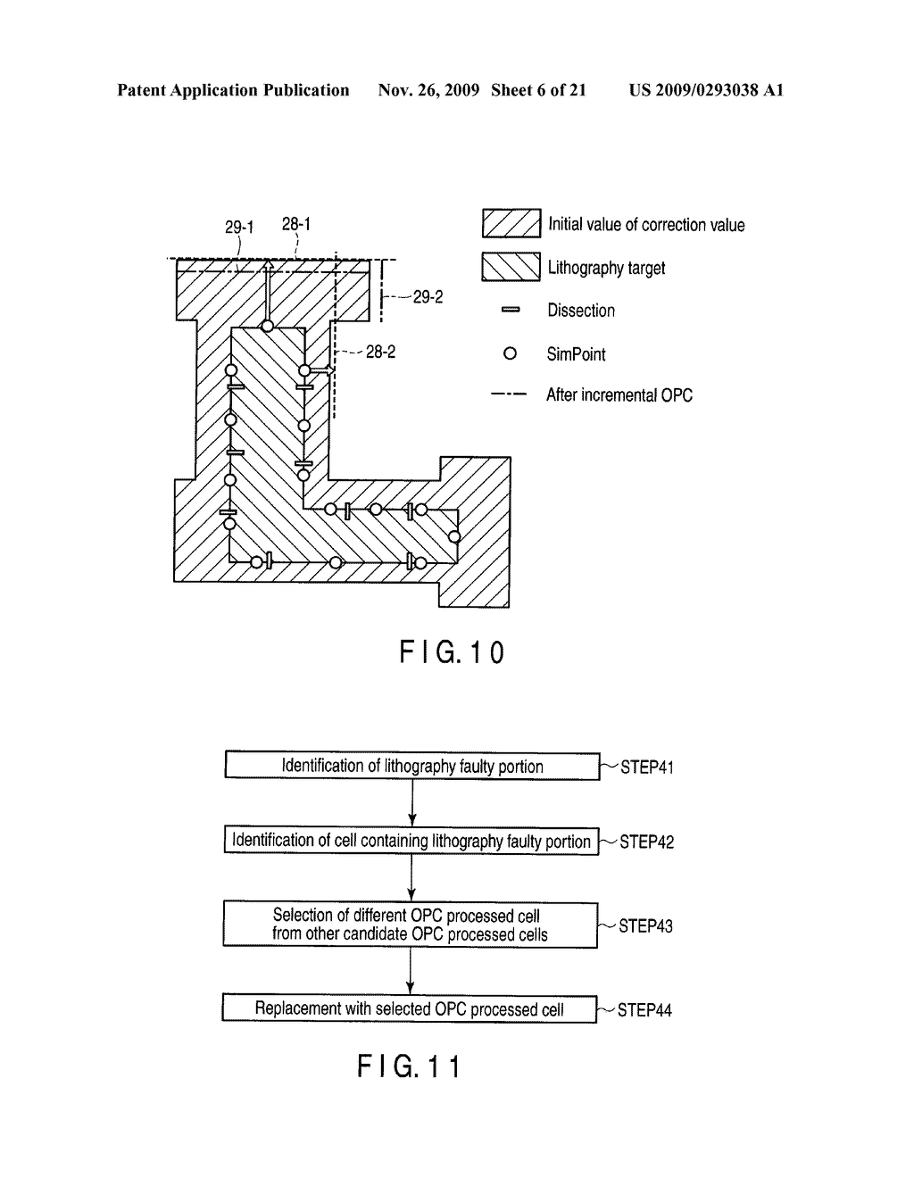 METHOD AND CORRECTION APPARATUS FOR CORRECTING PROCESS PROXIMITY EFFECT AND COMPUTER PROGRAM PRODUCT - diagram, schematic, and image 07