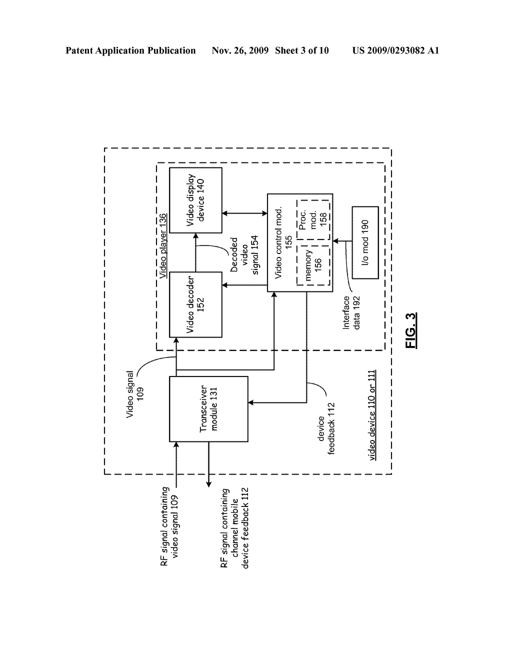 VIDEO PROCESSING SYSTEM WITH KEY TABLE AND METHODS FOR USE THEREWITH - diagram, schematic, and image 04
