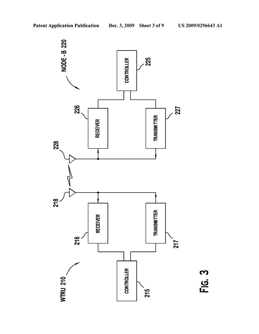 METHOD AND APPARATUS FOR SIMULTANEOUSLY RECEIVING ON TWO CARRIERS AND PERFORMING DISCONTINUOUS TRANSMISSION AND RECEPTION IN DUAL CELL HIGH SPEED DOWNLINK PACKET ACCESS - diagram, schematic, and image 04