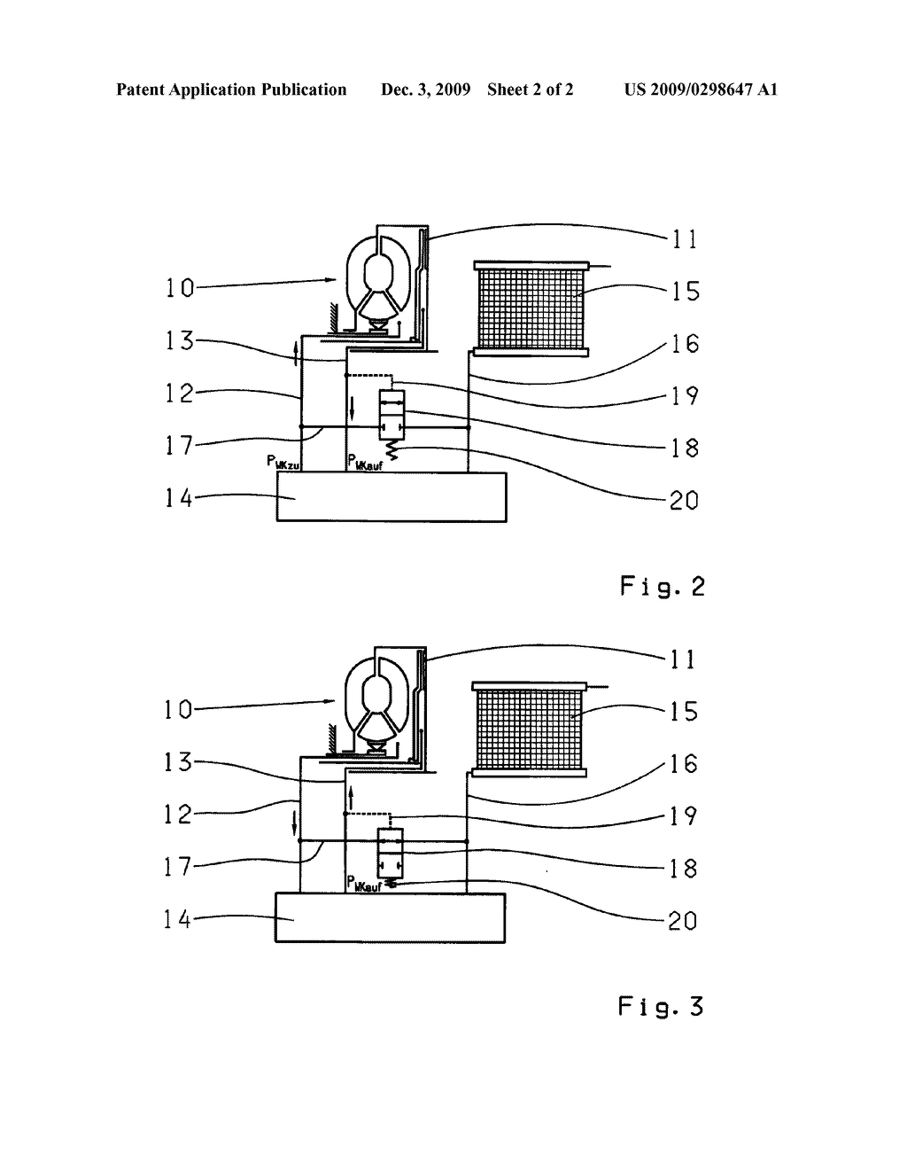HYDRAULIC CIRCUIT ARRANGEMENT FOR OPERATING A HYDRODYNAMIC TORQUE CONVERTER - diagram, schematic, and image 03