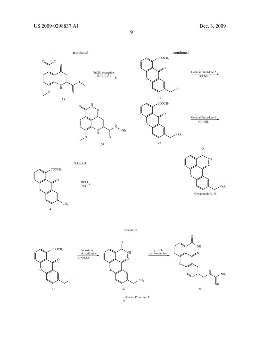 COMPOUNDS, METHODS AND PHARMACEUTICAL COMPOSITIONS FOR INHIBITING PARP - diagram, schematic, and image 21