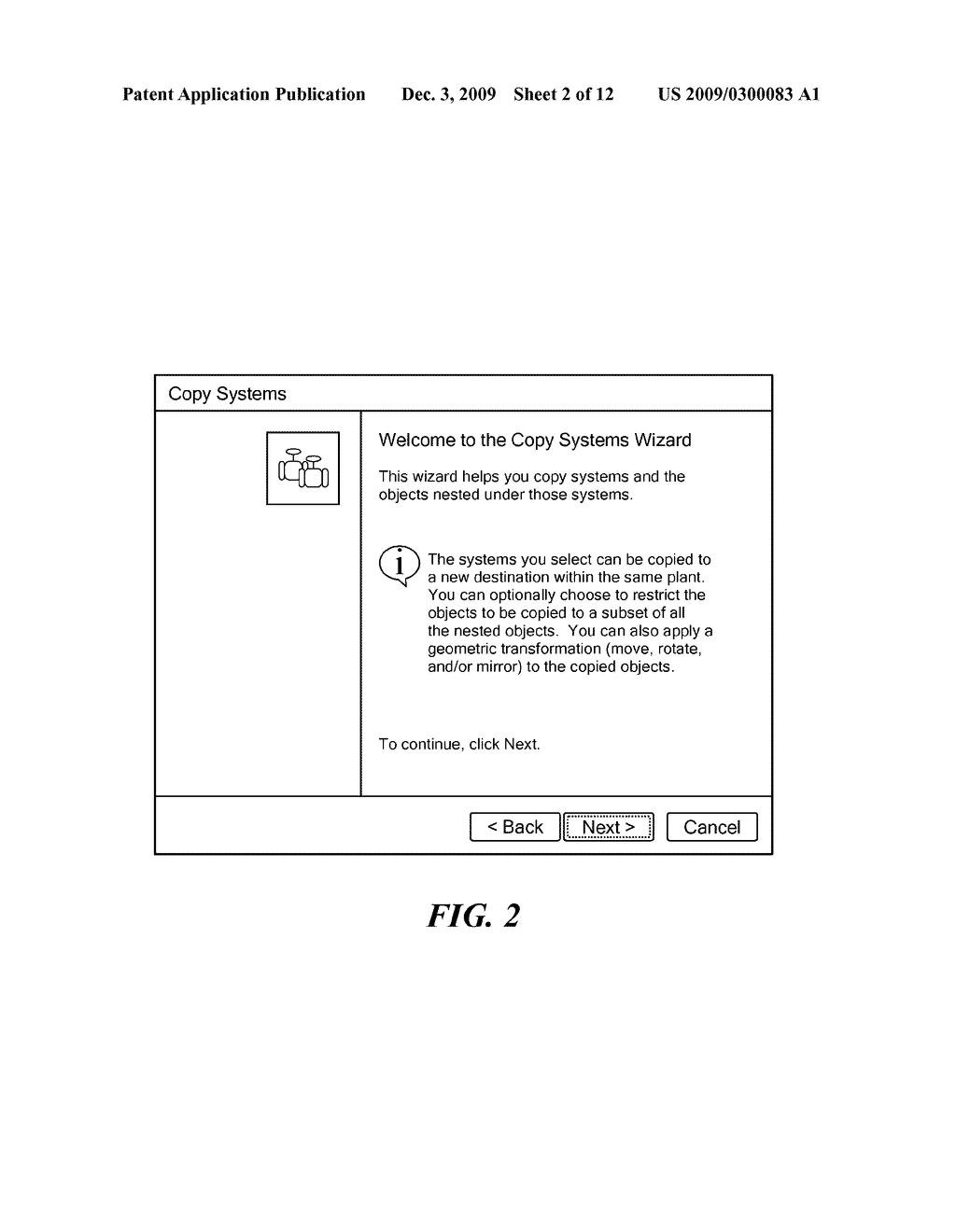 Method And Apparatus for Copying Objects in An Object-Oriented Environment Using A Multiple-Transaction Technique - diagram, schematic, and image 03