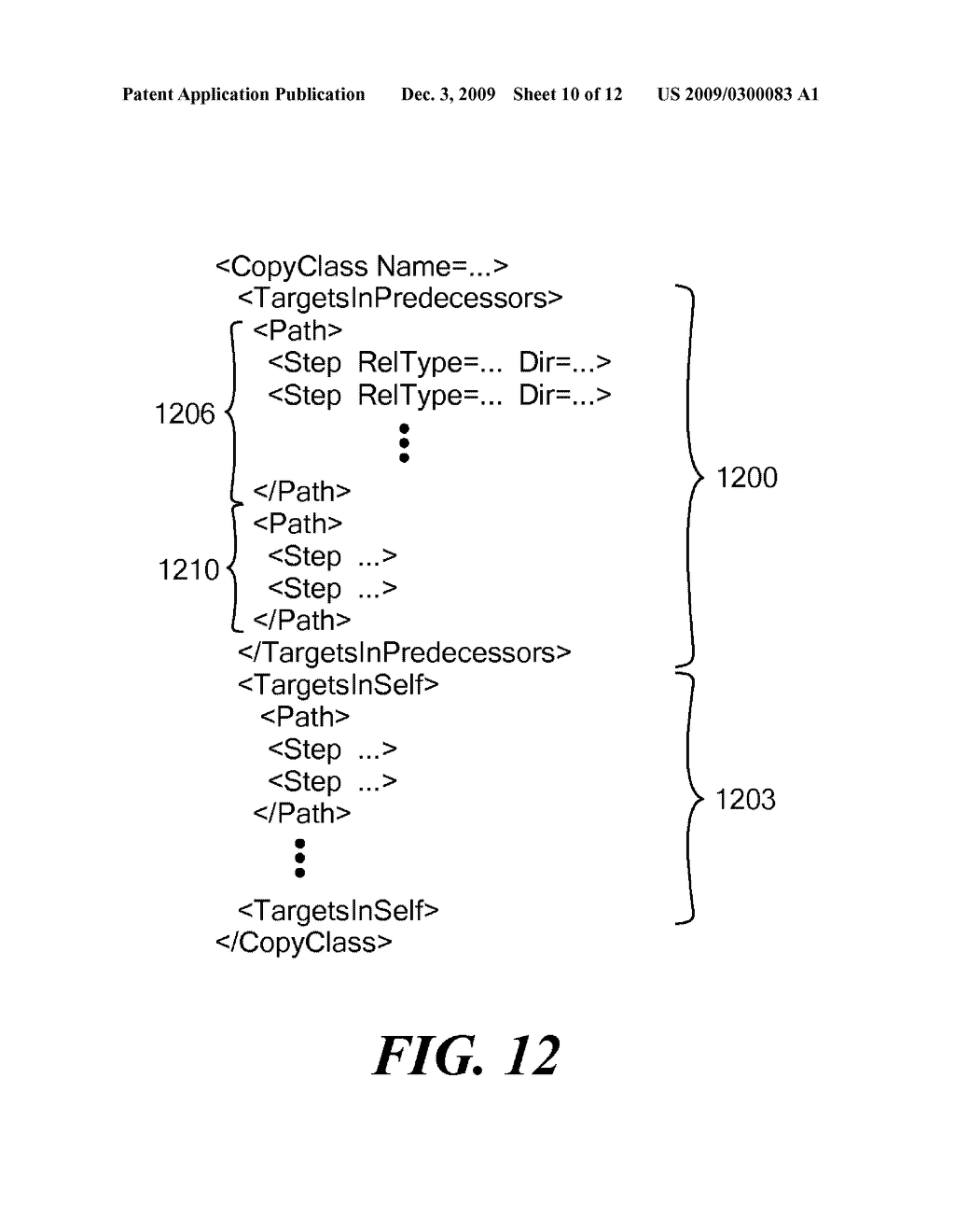 Method And Apparatus for Copying Objects in An Object-Oriented Environment Using A Multiple-Transaction Technique - diagram, schematic, and image 11