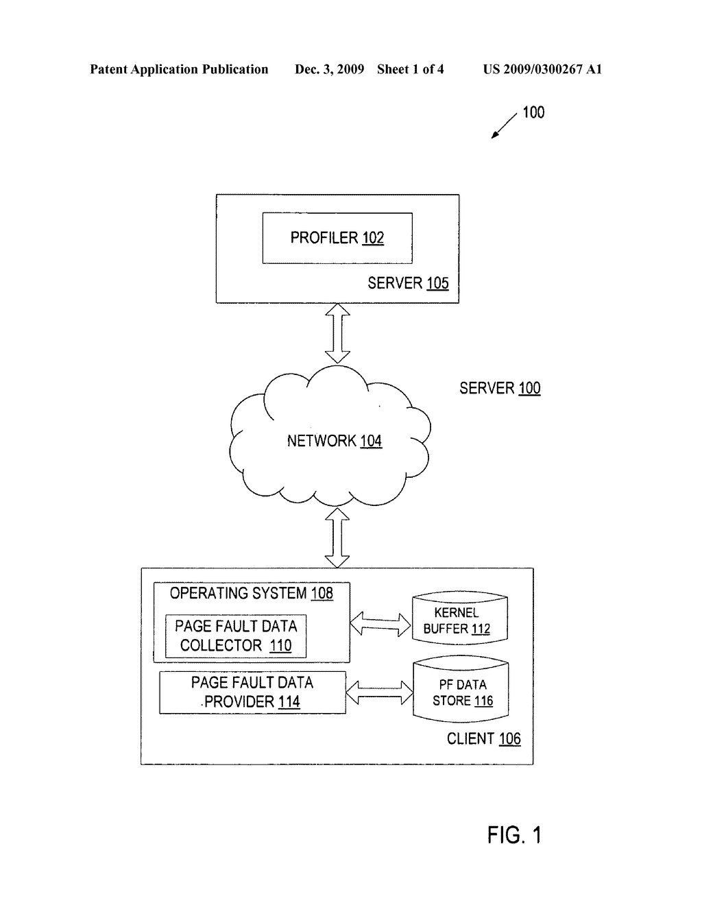 Systems and methods for facilitating profiling of applications for efficient loading - diagram, schematic, and image 02
