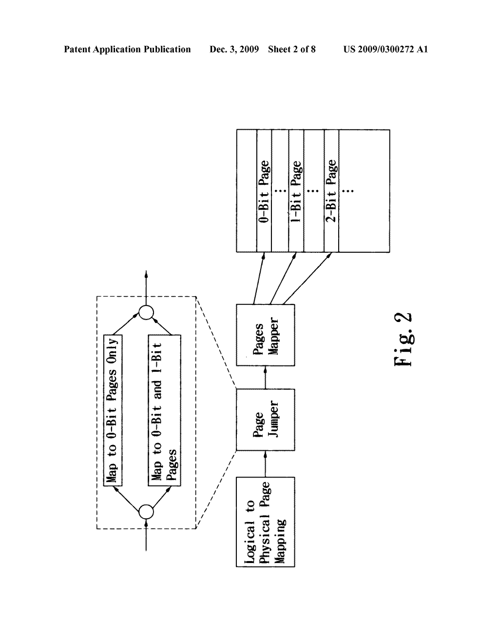 Method for increasing reliability of data accessing for a multi-level cell type non-volatile memory - diagram, schematic, and image 03